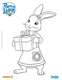 Unique Peter Rabbit Coloring Pages 95 In Free Download With Peter