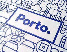 New identity for the city of Porto - via @designhuntapp