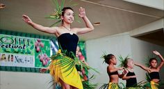 anna pacheco   Special to West Hawaii Today - A Tahitian dance group performs Friday at the Family Festival and Veteran Salute at Makaeo County Pavilion, one of many events hosted by the Kona Coffee Cultural Festival.A Tahitian dance group performs Friday at the Family Festival and Veteran Salute at Makaeo County Pavilion, one of many events hosted by the Kona Coffee Cultural Festival.