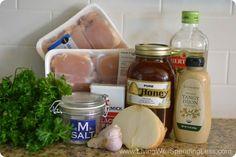 Honey Dijon Chicken or Honey Mustard Chicken 4