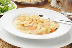 Soup Recipe: Homemade Chicken And Dumpling Soup - 12 Tomatoes