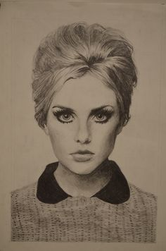 Perrie Illustartions. this is looking a little like adele to me