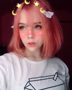 Pin on meridia-q Cute Makeup Looks, Creative Makeup Looks, Pretty Makeup, Aesthetic Hair, Aesthetic People, Aesthetic Makeup, Edgy Makeup, Hair Makeup, Japonese Girl