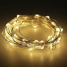 Rope Lights At Walmart Submersible 30Led Copper Wire Starry String Lights Waterproof