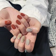 Mauve Nails, White Nails, Pink Nails, Dip Manicure, Modern Nails, New Nail Polish, Nail Ring, Great Nails, Gorgeous Nails