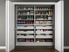 30+ Stand Alone Pantry
