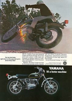 Yamaha - 1970
