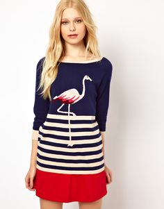 Flamingo Jumper- cant decide if I love or hate this haha