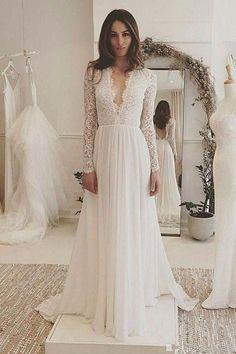 30 Rustic Wedding Dresses For Inspiration | I Do... | Pinterest ...