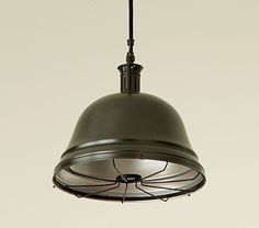 Depot Ceiling Lamp | Pottery Barn Kids
