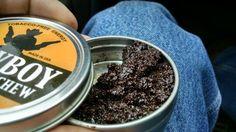 Chewing Tobacco Alternative Caffeine vs Nicotine