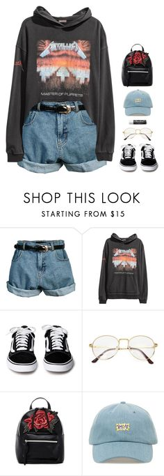 """""""5.10.17 // 11:36"""" by theonlynewgirl ❤ liked on Polyvore featuring Retrò, T-shirt & Jeans and Chapstick"""