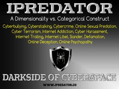 Online Psychopaths | iPredopathy-Psychopath Checklist | iPredator Visit iPredator to review or download, at no cost, the online psychopathy construct, iPredopathy, and online psychopath checklist.  https://www.ipredator.co/ipredator/online-psychopaths/