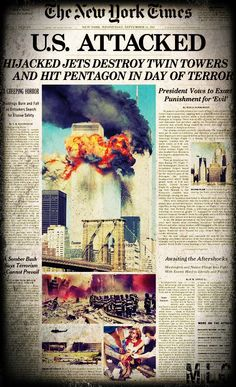 Today marks 11 years after the September 11 attack in the USA. Nearly 3000 were killed in the attacks that day. May god bless everyone who is still suffering from the loss of their family members and friends.