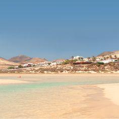 Playas de #Jandia en #Fuerteventura: donde podras encontrarar mares azules y naturaleza salvaje como en Islas Canarias?