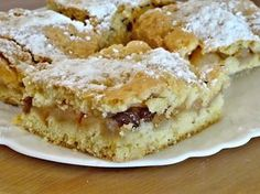 Sweet Desserts, Apple Pie, Sweets, Recipes, Apples, Food, Gummi Candy, Candy, Essen