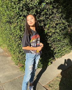 Casual Outfits For Girls, Kids Outfits, Summer Outfits, Cute Outfits, Next Fashion, Fashion Outfits, Filipina Beauty, Pic Pose, Cute Girls Hairstyles