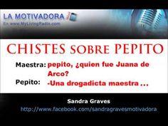#newadsense20 Chistes Buenos y Cortos (Rie con Pepito) - http://freebitcoins2017.com/chistes-buenos-y-cortos-rie-con-pepito/