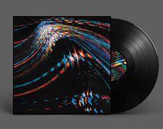 Design Graphique, Art Graphique, Vinyl Cover, Cover Art, Vynil, Cd Cover Design, Cool Album Covers, Pochette Album, Stranger Things