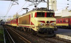 desplazarse en tren en Marruecos