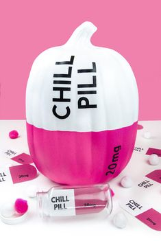 DIY Chill Pill Hallo