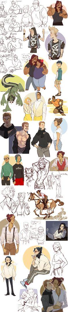 Bunch of nerds 2 by Chopstuff