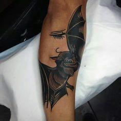 Bat love