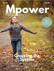 The FREE 10 Steps to Instant Self-Confidence Guide and the Mpower Magazine