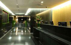 Qantas Chairmans lounge Sydney