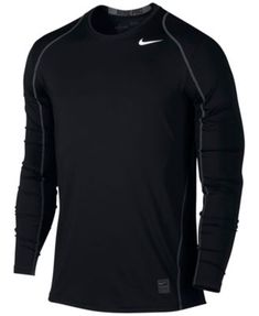 Nike Pro Cool Dri-FIT Fitted Long-Sleeve Shirt