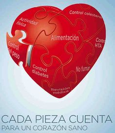 14 de marzo. Día europeo para la prevención de la enfermedad cardiovascular