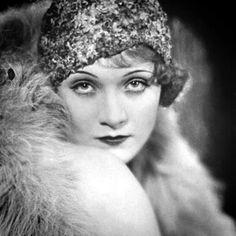 Marlena Dietrich, 1920's.