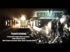 Transforming by plamencvetanov Transforming is project made in and post production in After Effects.The projects are extremly easy to edit in Cinema and After Effects as well.There are two versions:Orange and Blue Cinema you just need Transformer Logo, What Is Social, After Effects Projects, Cinema 4d, Transformers, Texts, Neon Signs, Messages, Templates