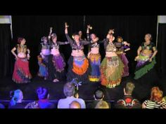 Nomaditude & Students of Deep Roots Dance - Cues & Tattoos 2014 - YouTube