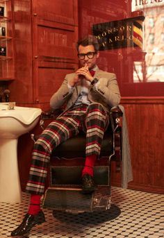 Brad Goreski from his 2012 feature on StyleCaster.com