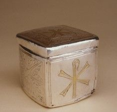 Eucharistic Box or Reliquary, the Walters Art Museum