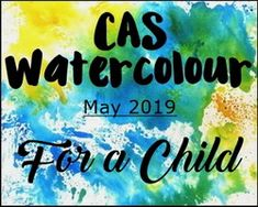The CAS Watercolour July Challenge is Splash Watercolouring hosted by Nancy . This is the last month she's on the CAS Watercolour Challenge. Watercolour Challenge, Easy Watercolor, Watercolor Cards, Splash Watercolor, Watercolor Painting, November Challenge, 2017 Challenge, Monthly Themes, Penny Black