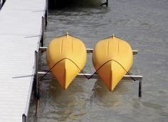 Image detail for -... Lake Products - Dock Accessories-Kayak & Canoe Racks-Double Rack