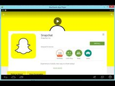 How to Download Snapchat For PC Free Using BlueStacks 2015