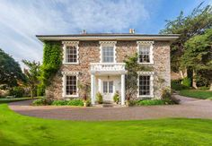 Small country estate sitting high above the River Torridge with impressive views over downs and valleys