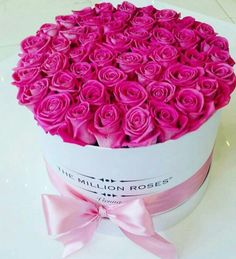 The million roses Beautiful Flower Arrangements, Floral Arrangements, Flower Boxes, My Flower, Billion Roses, Luxury Flowers, Best Wedding Gifts, No Rain, Love Is In The Air