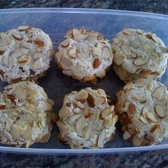 """Italian Almond Cookies II 