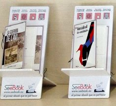 Bibliotecas y autores indies con Seebook