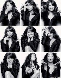 Lea Michelle  I love her!