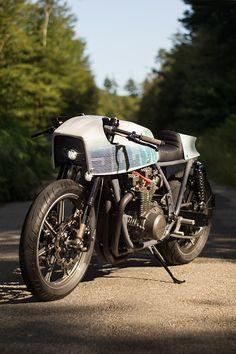 'Project Z' Kawasaki Z1000 – Sur Les Chapeaux De Roues