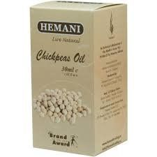 Hemani Chickpeas 100% Natural Cold Pressed Halal Essential Oil - 30ml -- This is an Amazon Affiliate link. See this great product.