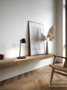 Home Living Room, Living Room Designs, Living Room Decor, Kitchen Living, Decor Room, Bedroom Decor, Bedroom Table, Art Decor, Bedroom Ideas