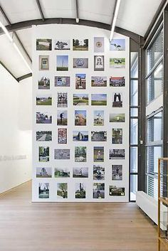 Foto's van monumenten voor de Watersnoodramp in Nederland. © Jordi Huisman, Museum De Paviljoens