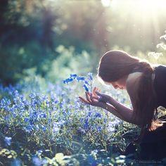 Raphaelle Monvoisin ~ When Flowers Whisper http://www.raphaellem.com