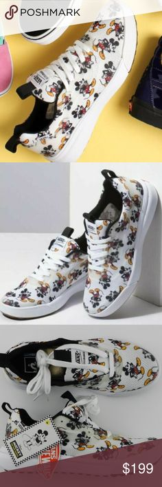New Men s Sold Out Limited Edition VANS Disney I have listed a pair of New  with 9f52589af